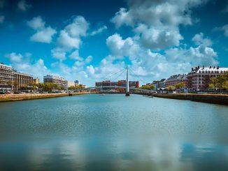 Le Havre ville de Normandie